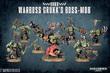 Warhammer 40,000 Warboss Grukks Boss-Mob