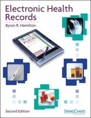 Electronic Health Records by Byron Hamilton image