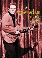 Town Hall Party Series: Eddie Cochran on DVD