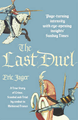 The Last Duel by Eric Jager image