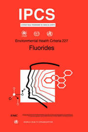 Fluorides by International Programme on Chemical Safety