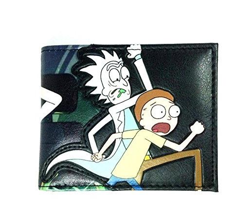 Rick & Morty - Bi-Fold Wallet