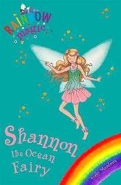 Shannon the Ocean Fairy (Book + CD) (Rainbow Magic Holiday Special) by Daisy Meadows image