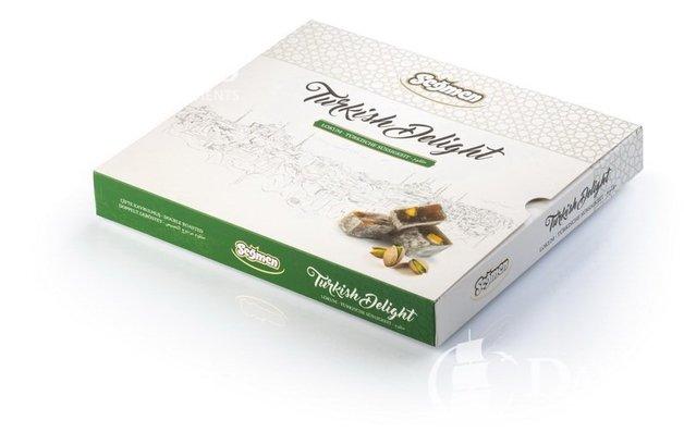 Segmen Turkish Delight - Pistachio (500g)