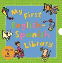 My First English-Spanish Library by Mandy Stanley image
