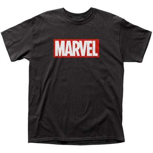 Marvel Comics: Marvel Logo T-Shirt - Medium