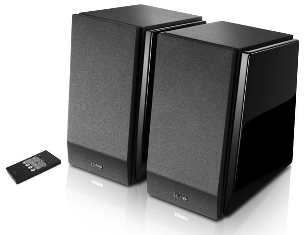 Edifier: R1850DB - Active Bookshelf Speakers (Black)
