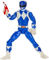 """Power Rangers: Lightning Collection 6"""" Action Figure - Mighty Morphin Blue Ranger"""