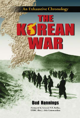 The Korean War by Bud Hannings image