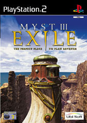 Myst III: Exile for PlayStation 2