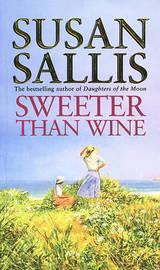 Sweeter Than Wine by Susan Sallis image