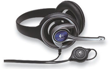 Logitech Precision PC Gaming Headset for