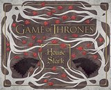 Game of Thrones Deluxe Stationery Set - House Stark