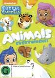 Bubble Guppies: Animals Everywhere! DVD