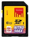 64GB Strontium NITRO Series SD Card