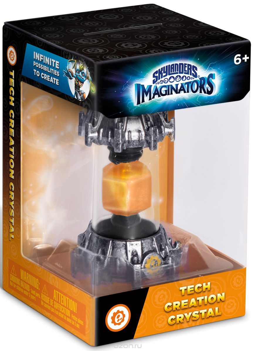 Skylanders Imaginators Tech Crystal (All Formats) for  image