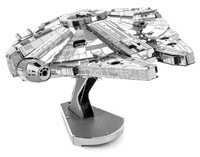 Metal Earth ICONX: Millennium Falcon - Model Kit