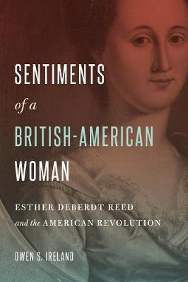 Sentiments of a British-American Woman by Owen S. Ireland image