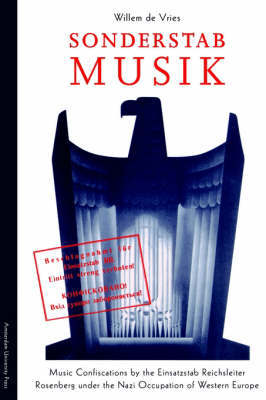 Sonderstab Musik by Willem De Vries