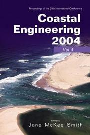Coastal Engineering 2004 - Proceedings Of The 29th International Conference (In 4 Volumes) image