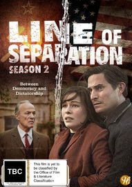 Line of Separation - Season 2 on DVD