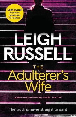 The Adulterer's Wife by Leigh Russell image