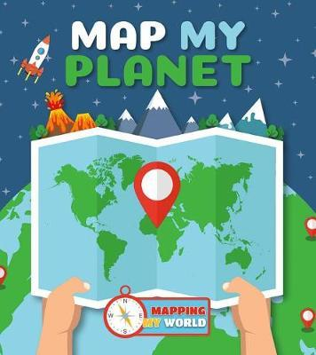 Map My Planet by Harriet Brundle image
