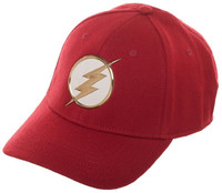 DC Comics: Flash Logo - Flex-Fit Cap