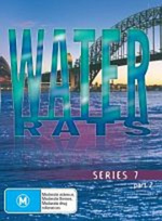 Water Rats - Series 7: Part 2 (4 Disc Set) on DVD