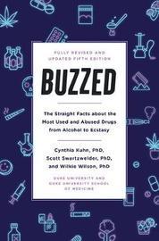 Buzzed by Cynthia Kuhn