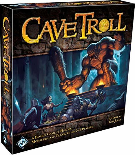 Cave Troll - Second Edition