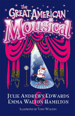 The Great American Mousical by Julie Andrews Edwards image