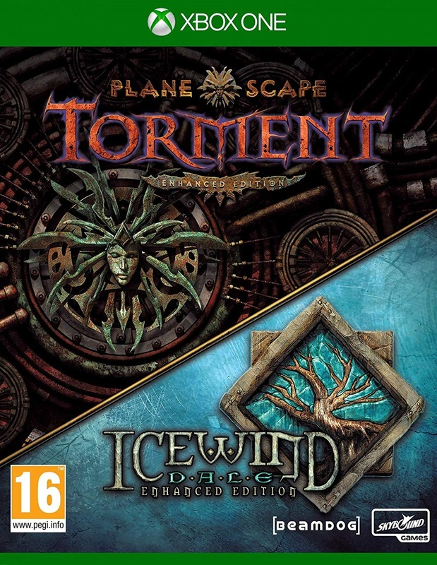Planescape: Torment & Icewind Dale Enhanced Edition for Xbox One