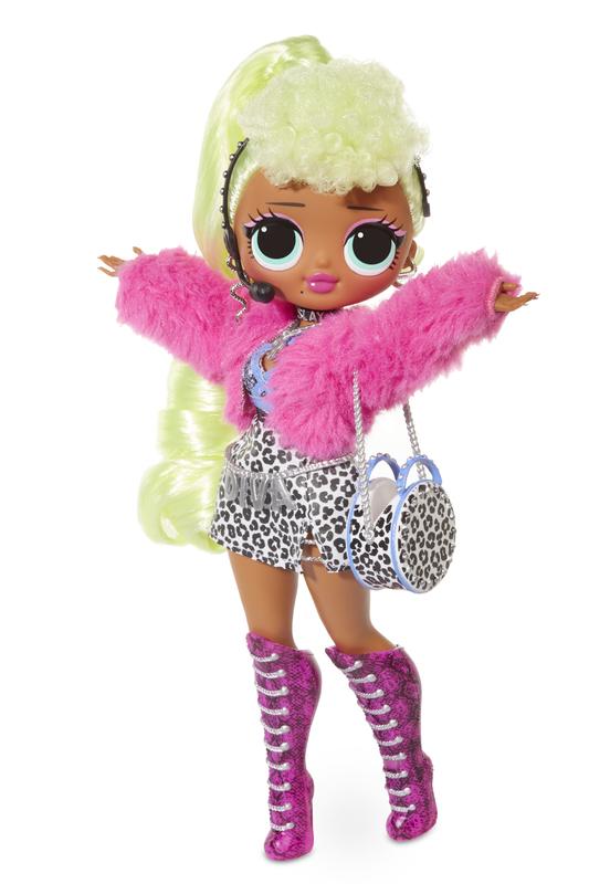 L.O.L. Surprise! - O.M.G Fashion Doll (Lady Diva)
