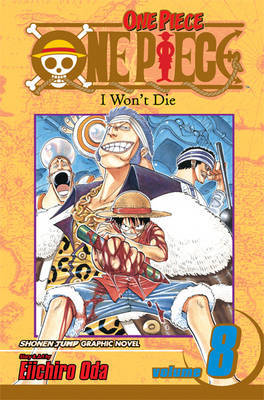 One Piece: v. 8 by Eiichiro Oda image