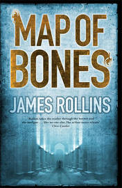 Map of Bones by James Rollins image