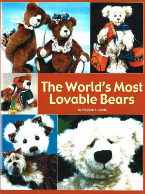 World's Most Lovable Bears by Stephen L. Cronk image