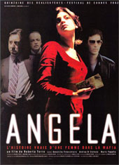 Angela on DVD