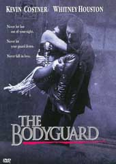 The Bodyguard on DVD