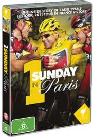 One Sunday in Paris on DVD image