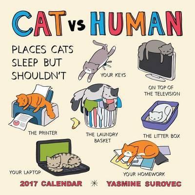 Cat Vs Human Calend