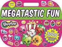 Shopkins: Megatastic Fun by Buzzpop