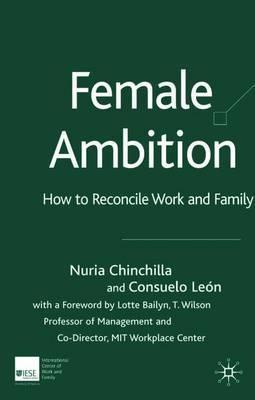 Female Ambition by Nuria Chinchilla