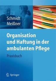 Organisation Und Haftung in Der Ambulanten Pflege by Simone Schmidt