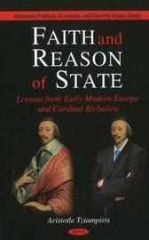 Faith and Reason of State by Artistotle Tziampiris image