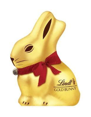 Lindt Gold Bunny Book by Lindt