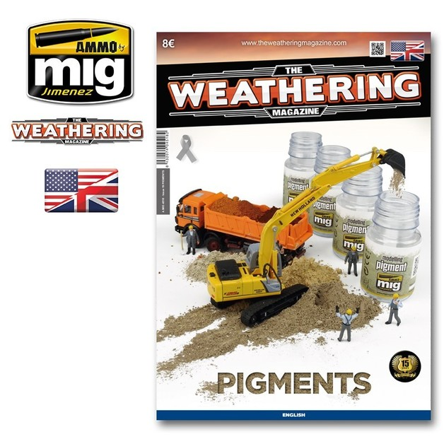 The Weathering Magazine: Issue #19 - Pigments