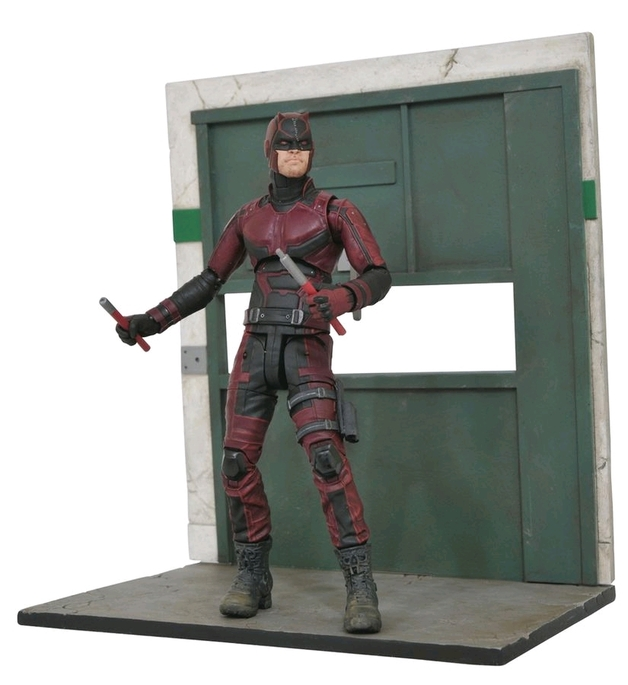 "Marvel: Daredevil (TV Ver.) - 7"" Action Figure"