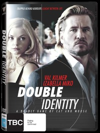 Double Identity on DVD