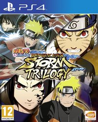 Naruto Shippuden: Ultimate Ninja Storm Trilogy for PS4